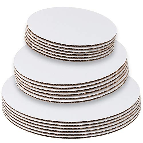 cake boards set of 18