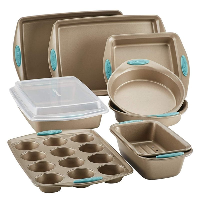 Bakeware sets-pans-for baking cakes-decorating