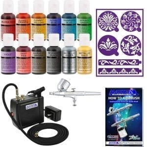 Cake Decorating Airbrush Kits